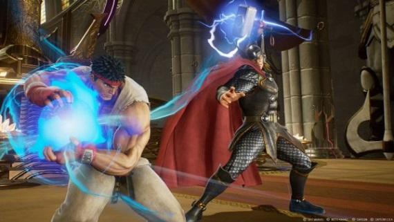 Unikol zoznam postáv v Marvel vs Capcom: Infinite