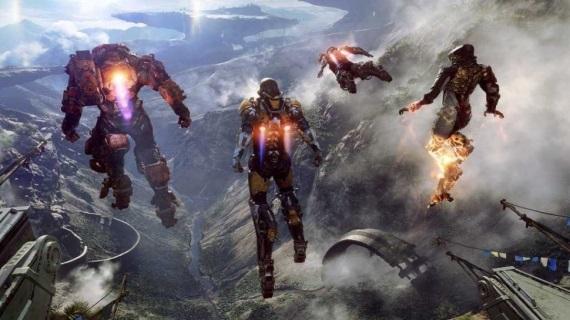 Anthem od BioWare na E3 vyrazil dych, vyjde multiplatformovo