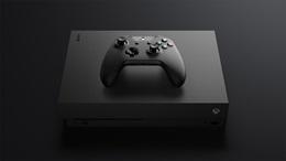 Xbox One X predstavený, výjde 7. novembra za 499 eur