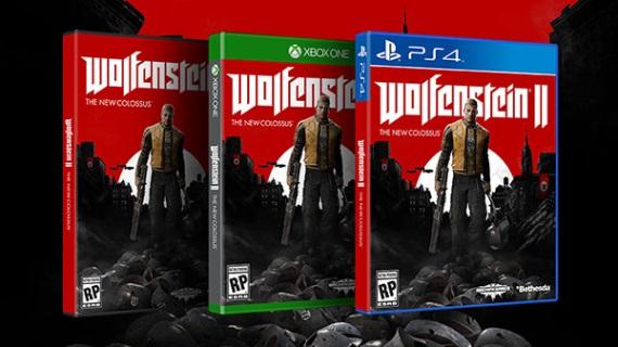 Wolfenstein II: The New Colossus představuje svou sběratelskou edici