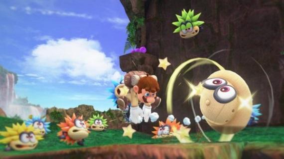 Super Mario Odyssey ukázal v ďalšom streame nový svet