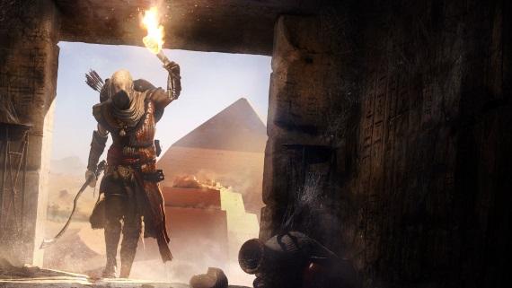 Assassin's Creed Origins predstavil hrateľnosť na ďalších videách