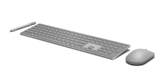 Microsoft predstavil novú klávesnicu so senzorom odtlačkov prstov