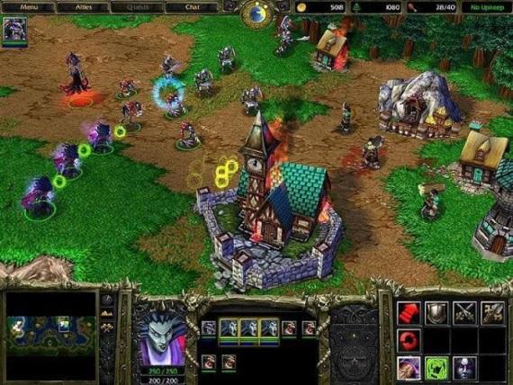 Blizzard podľa všetkého pracuje na remastri Diablo 2 a Warcraft 3