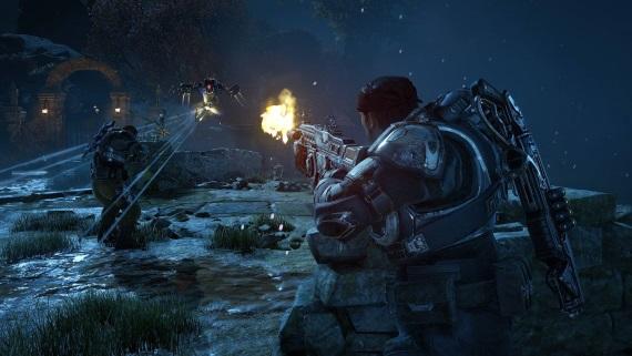 Pozrite si Gears of War 4 v skutočnom 4K na Xbox One X, vyzerá úžasne