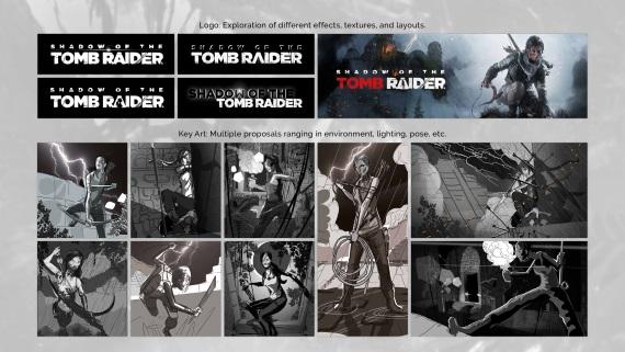 Leak prezentačných konceptov k Shadow of the Tomb Raider