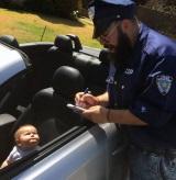 Vždy keď vás chytí policajt
