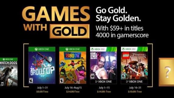 Microsoft vsadil s júlovými Xbox Games with Gold titulmi na kooperáciu