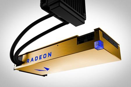 Prvá AMD VEGA karta práve vyšla, stojí 1200 dolárov