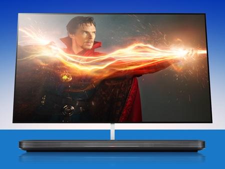 20-tisícový nalepovací LG OLED TV si už môžete kúpiť