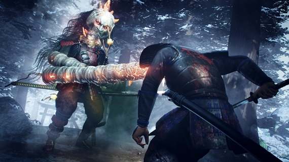 Aký je prídavok Nioh: Dragon of The North?