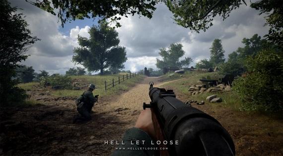 Hell Let Loose chce priniesť nový pohľad na 2. svetovú vojnu s masívnymi bojmi