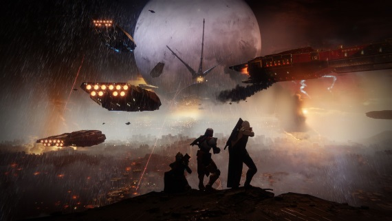Destiny 2 sa ukazuje na sérii videí