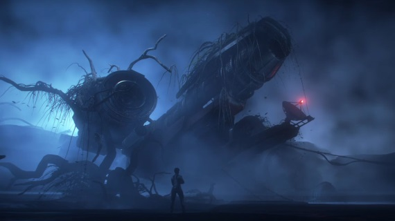 Star Citizen dostal parádny cinematic trailer a gameplay, ktorý odhaľuje pôsobivé opustené lode