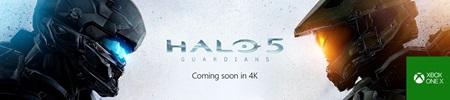 Halo 5 dostane 4K update pro Xbox One X, další Halo hry přijdou do zpětné kompatibility