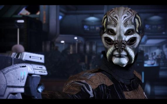 Batariani prichádzajú do multiplayeru v Mass Effect: Andromeda