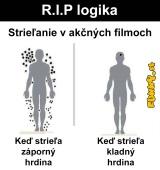 Logika v akčných filmoch