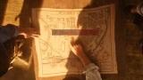Ukážka mapy mesta z Red Dead Redemption 2