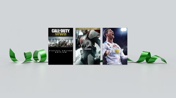 Xbox Live spustil Black Friday výpredaje