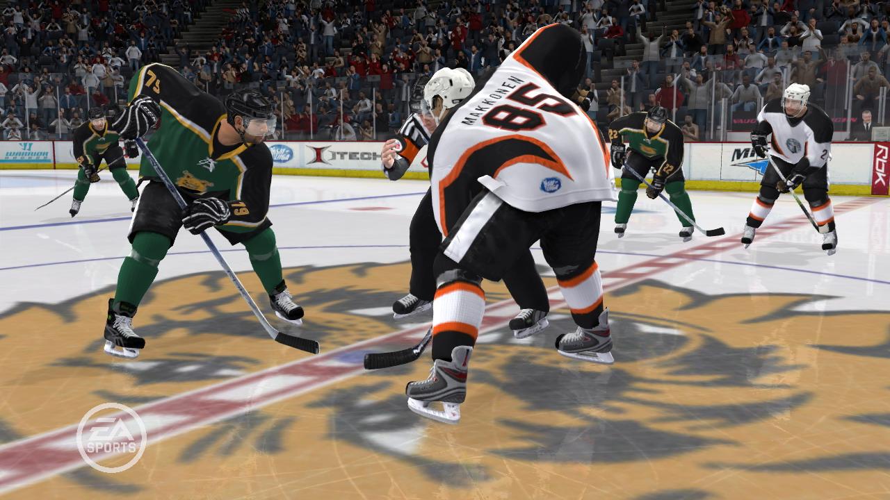 NHL 09 online - Hran pes hamachi - Hran pes hamachi