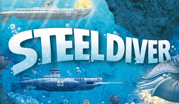 499396434 Steel Diver - recenzia - hra