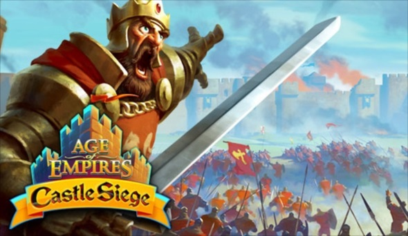 Age of empires castle siege recenzia hra sector