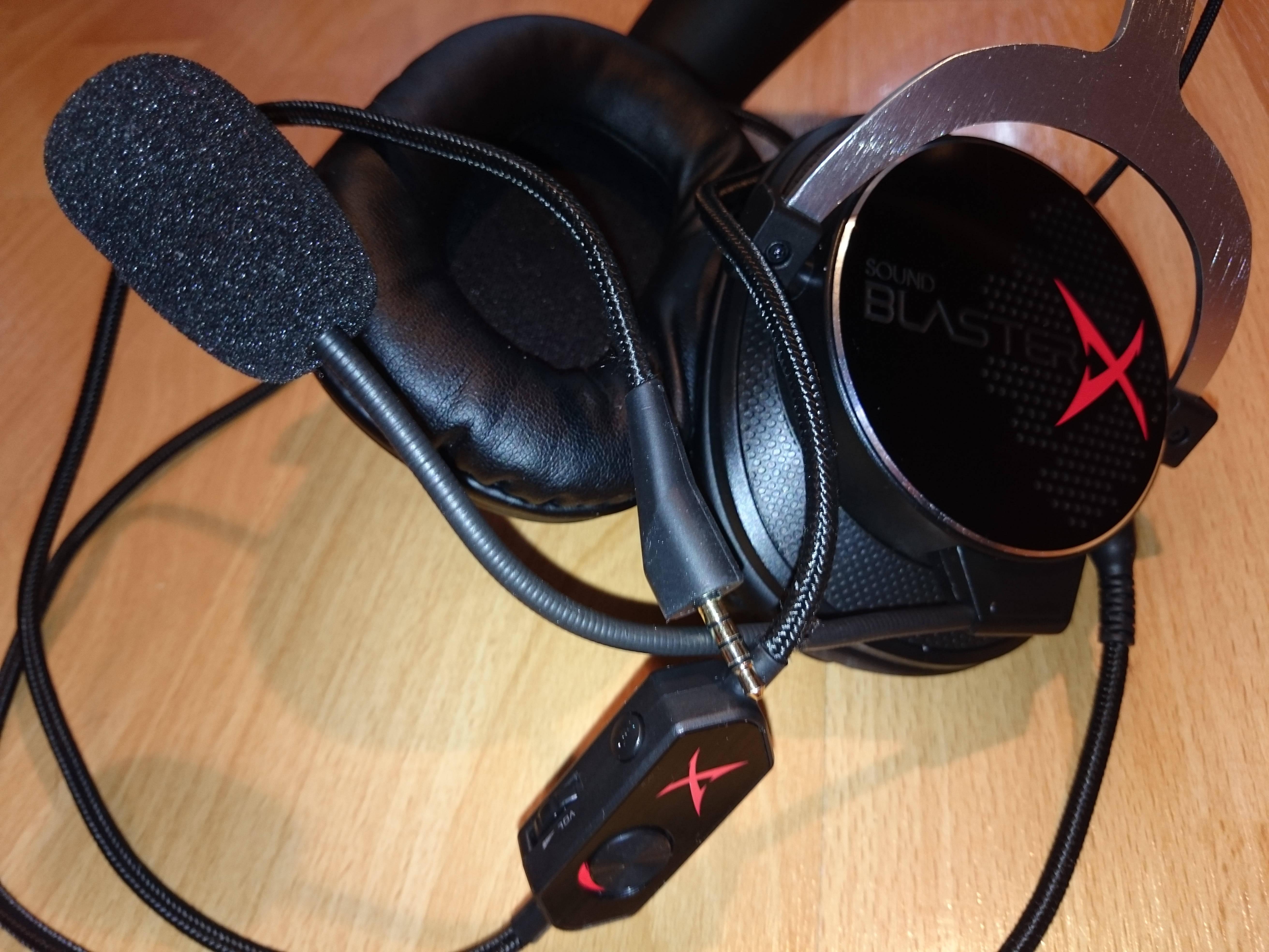 f15c31f24 Creative Sound BlasterX H5 - hardvérový test / recenzia | Sector