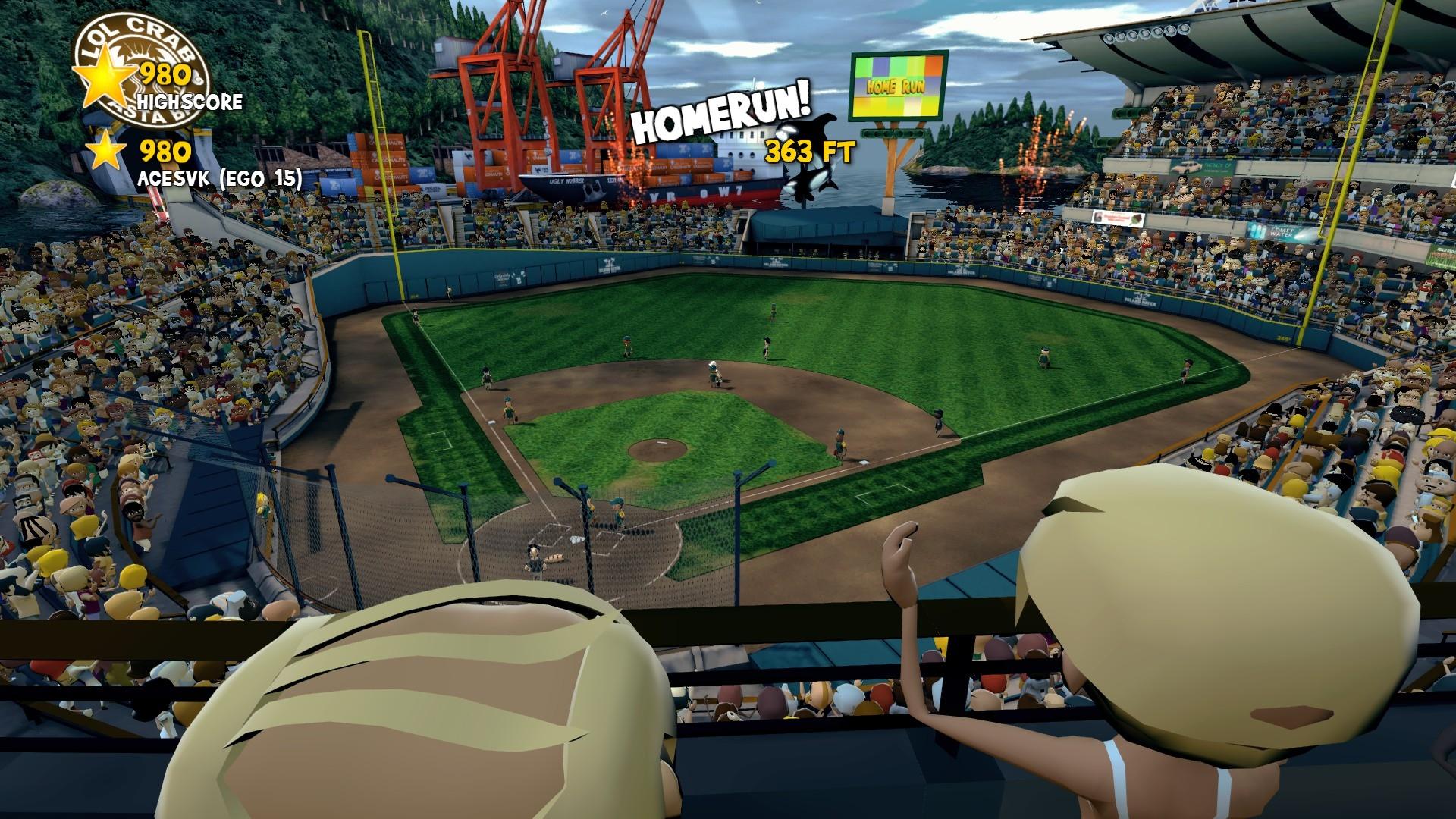 Baseball juegos