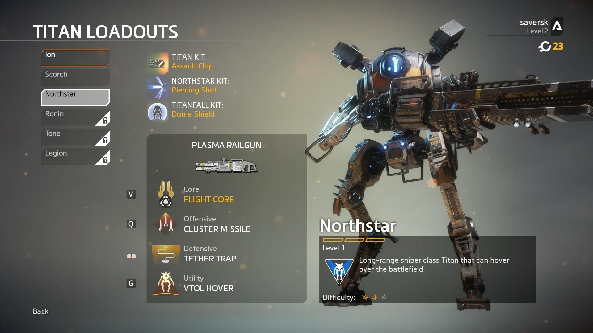Nové dotvorby Titanfall
