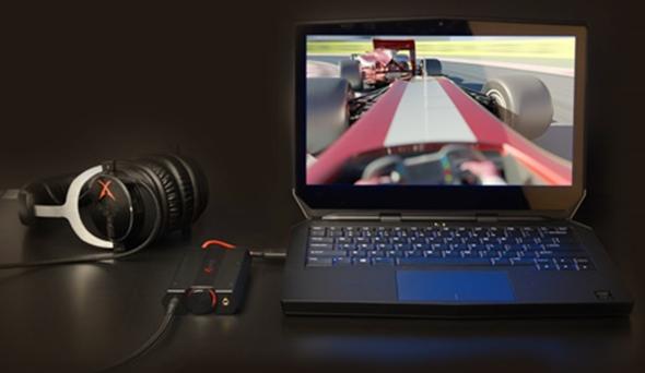 abb30f7a1 Creative Sound BlasterX P5, H3, G5 - tech článok