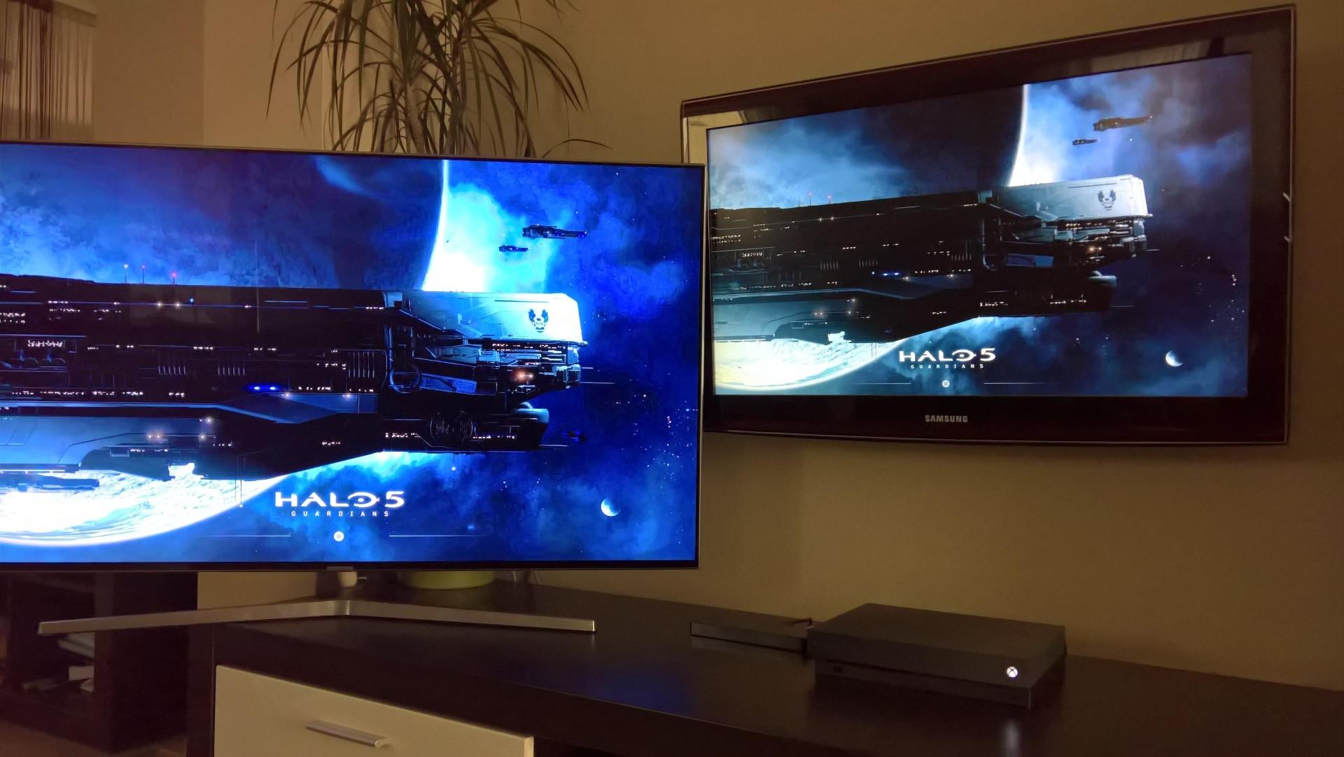 fca378347 Porovnanie ôsmich rokov evolúcie Samsungu, skok z 1080p na 4K HDR.