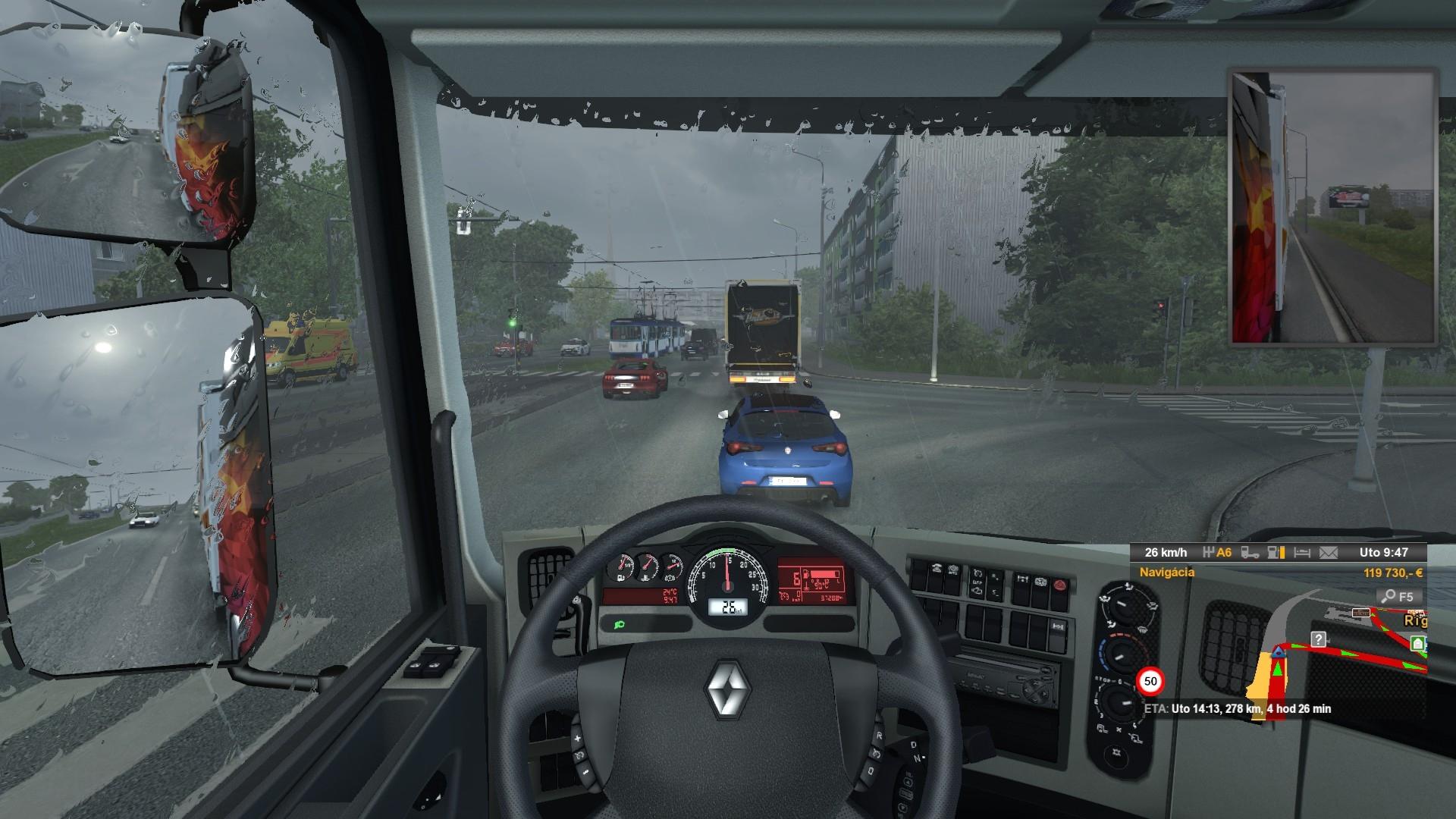 Ako pridat peniaze do euro truck simulator