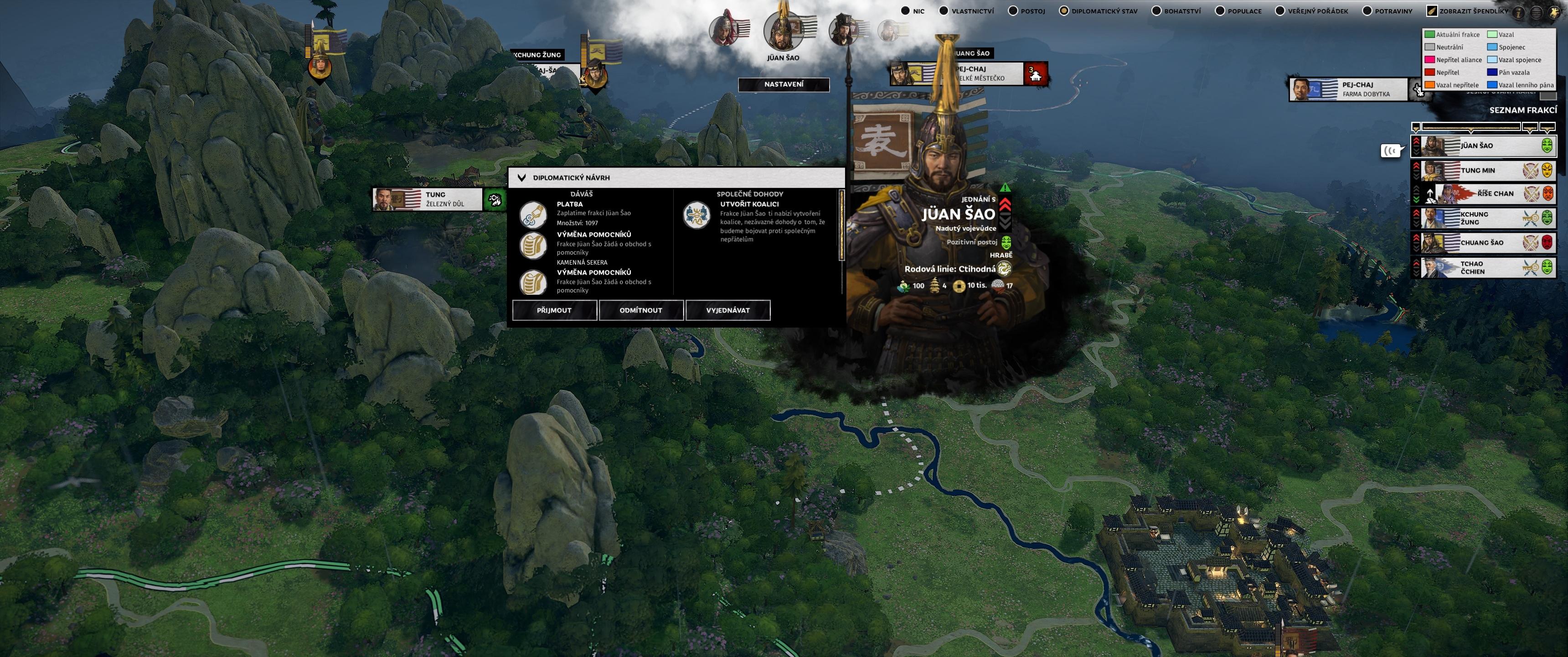 Total War: Three Kingdoms - recenzia - hra   Sector
