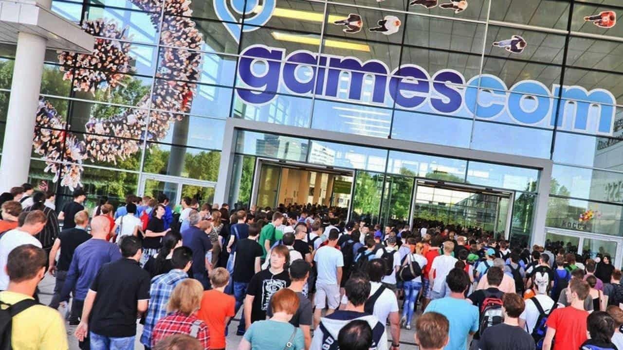 Súťaž - GAMESCOM 2019